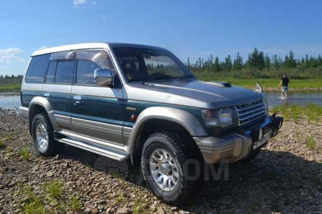Mitsubishi Pajero, 1996 год, 470 000 руб.