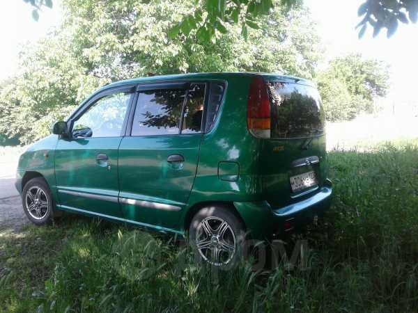 Hyundai Atos, 1998 год, 130 000 руб.