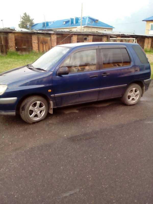 Toyota Raum, 2001 год, 245 000 руб.