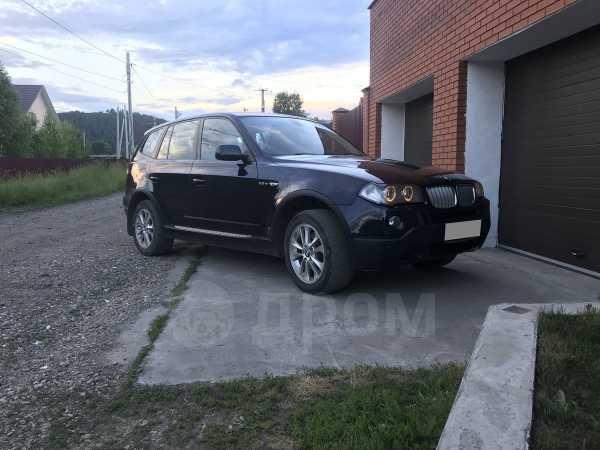BMW X3, 2008 год, 655 000 руб.
