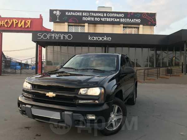 Chevrolet TrailBlazer, 2006 год, 550 000 руб.