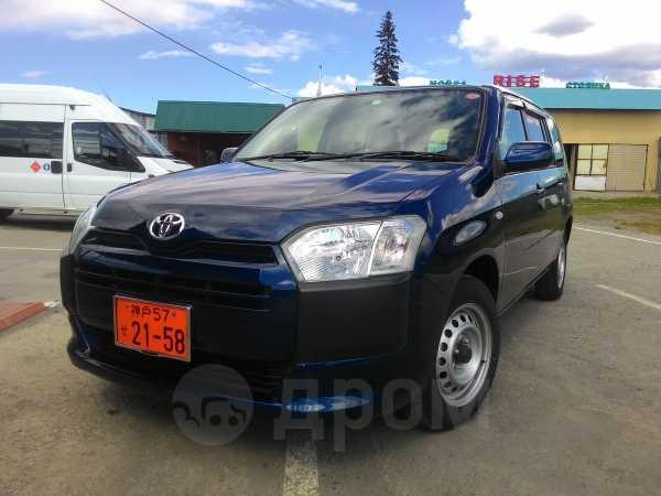 Toyota Probox, 2015 год, 577 000 руб.