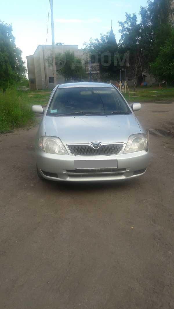 Toyota Corolla Runx, 2001 год, 285 000 руб.