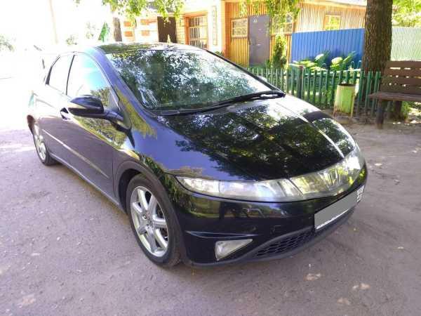 Honda Civic, 2007 год, 280 000 руб.