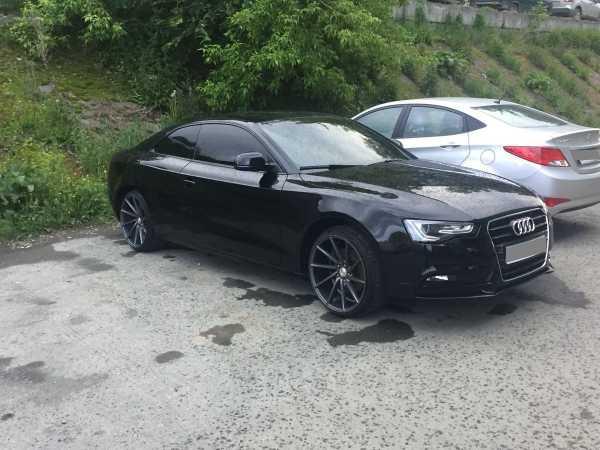 Audi A5, 2008 год, 600 000 руб.