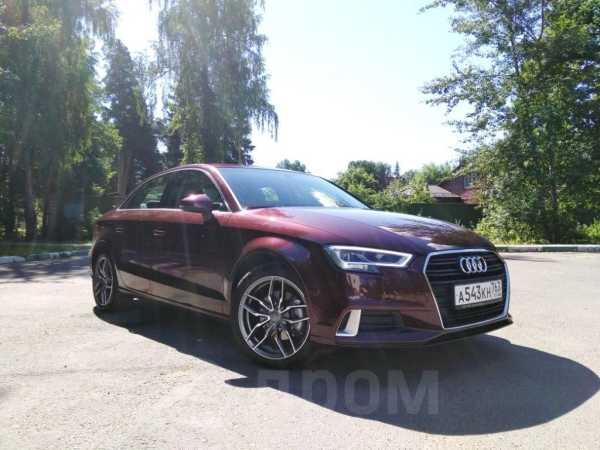 Audi A3, 2017 год, 1 565 000 руб.