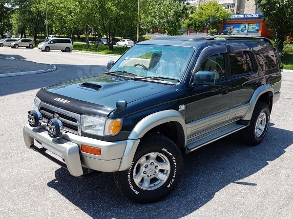 Toyota Hilux Surf, 1997 год, 599 000 руб.