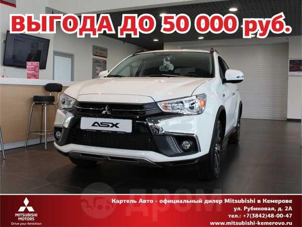 Mitsubishi ASX, 2018 год, 1 555 000 руб.