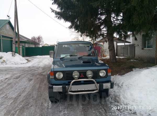 Mitsubishi Pajero, 1989 год, 190 000 руб.