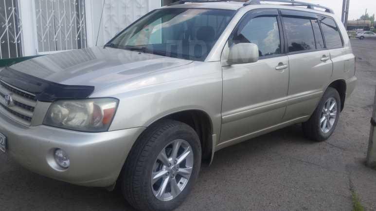 Toyota Highlander, 2002 год, 720 000 руб.