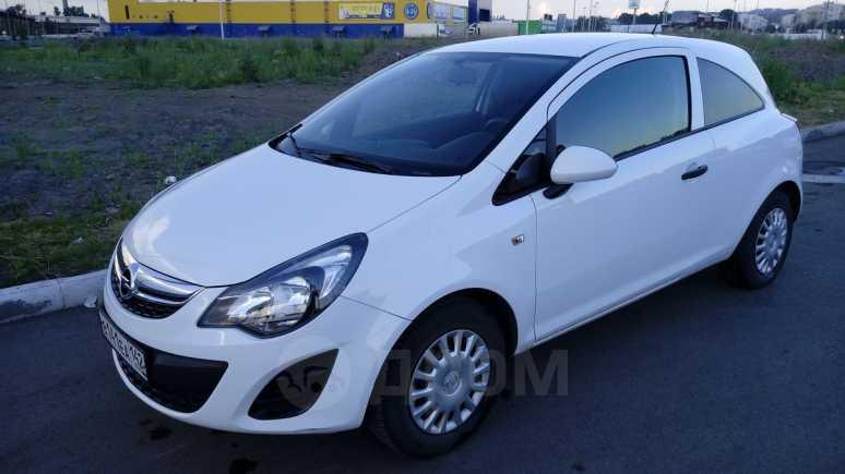 Opel Corsa, 2013 год, 415 000 руб.