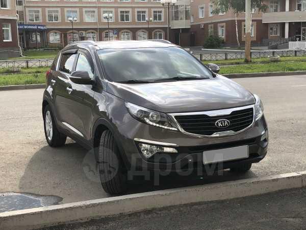 Kia Sportage, 2013 год, 870 000 руб.