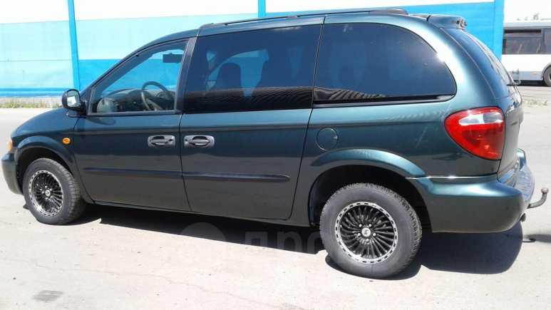 Dodge Caravan, 2002 год, 170 000 руб.