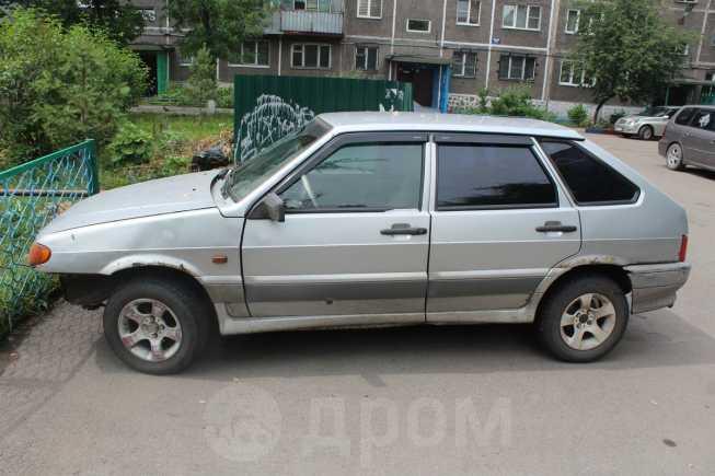 Лада 2114, 2004 год, 40 000 руб.