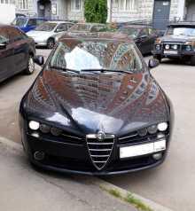 Alfa Romeo 159, 2008 г., Москва