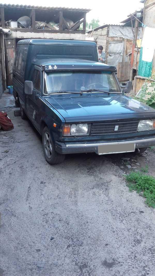 ИЖ 2717, 2007 год, 135 000 руб.