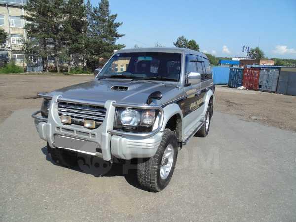 Mitsubishi Pajero, 1994 год, 495 000 руб.