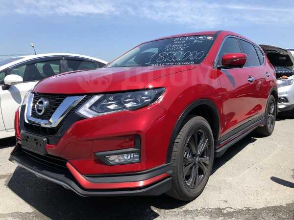 Nissan X-Trail, 2017 год, 1 735 000 руб.