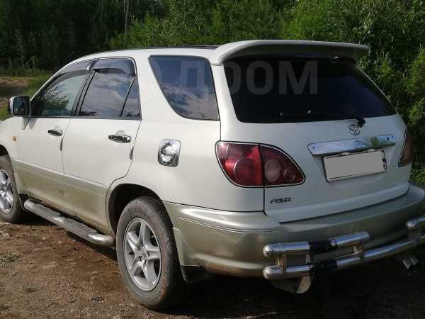 Toyota Harrier, 1999 год, 480 000 руб.