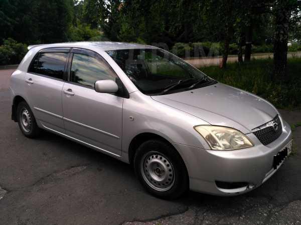 Toyota Corolla Runx, 2003 год, 320 000 руб.