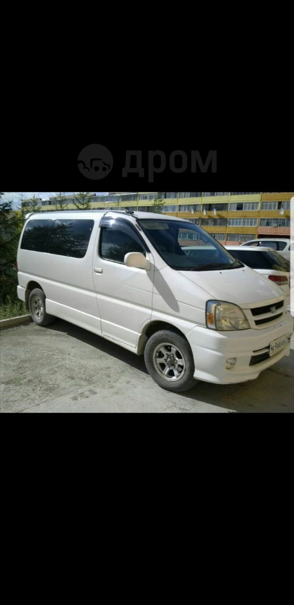 Toyota Touring Hiace, 2000 год, 350 000 руб.