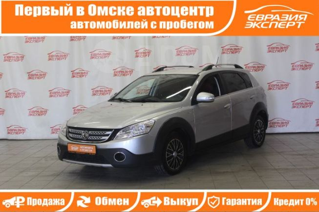 Dongfeng H30 Cross, 2015 год, 460 000 руб.