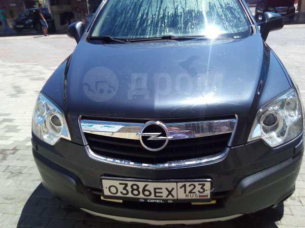 Opel Antara, 2008 год, 550 000 руб.