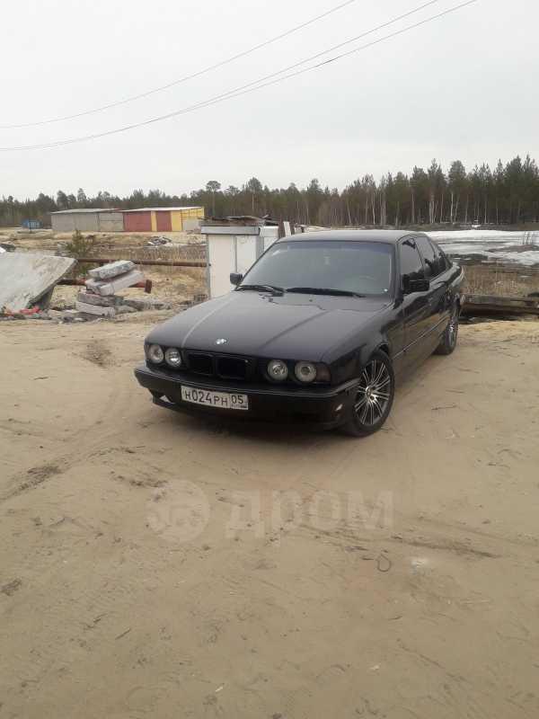 BMW 5-Series, 1995 год, 205 000 руб.