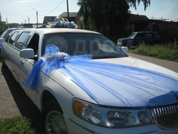 Lincoln Town Car, 2001 год, 450 000 руб.