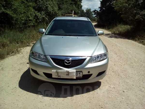 Mazda 626, 2002 год, 250 000 руб.
