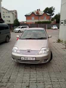 Хабаровск Corolla 2003