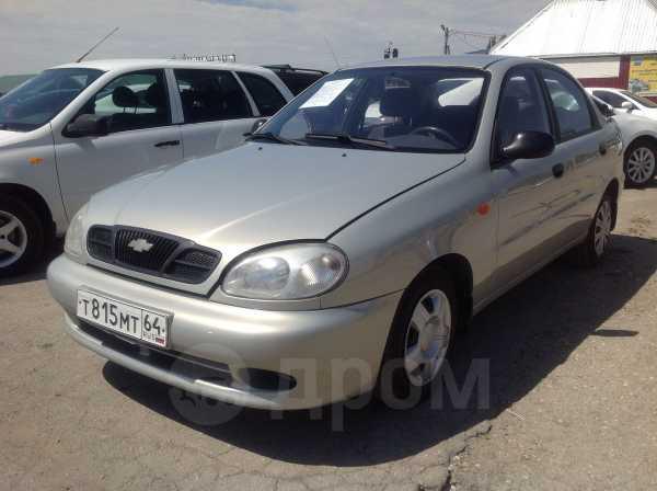 Chevrolet Lanos, 2008 год, 159 000 руб.