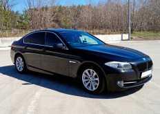 Москва BMW 5-Series 2013