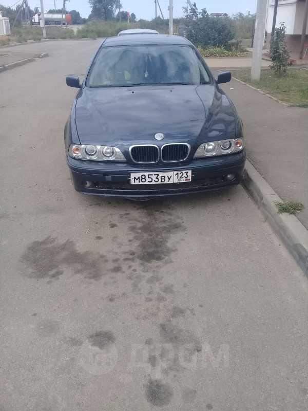 BMW 5-Series, 2001 год, 335 000 руб.