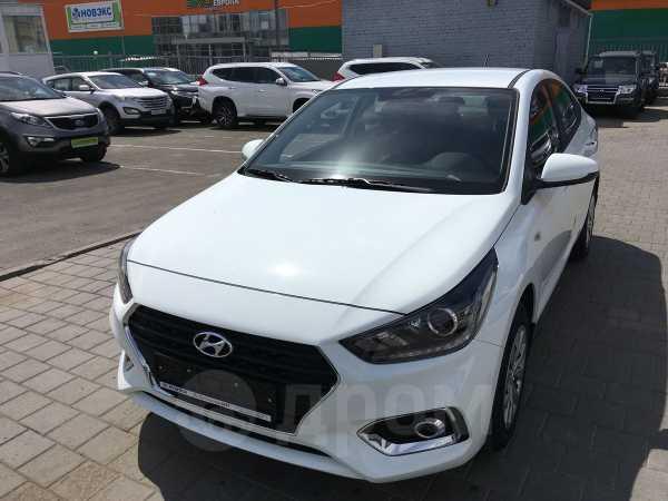 Hyundai Solaris, 2018 год, 938 000 руб.