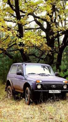Ижевск 4x4 2121 Нива 2004
