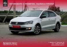 Volkswagen Polo, 2017 г., Владивосток