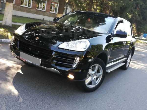 Porsche Cayenne, 2007 год, 1 000 000 руб.