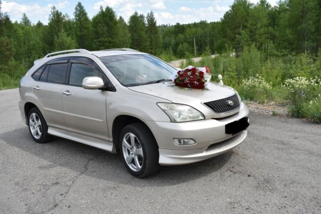 Toyota Harrier, 2003 год, 900 000 руб.