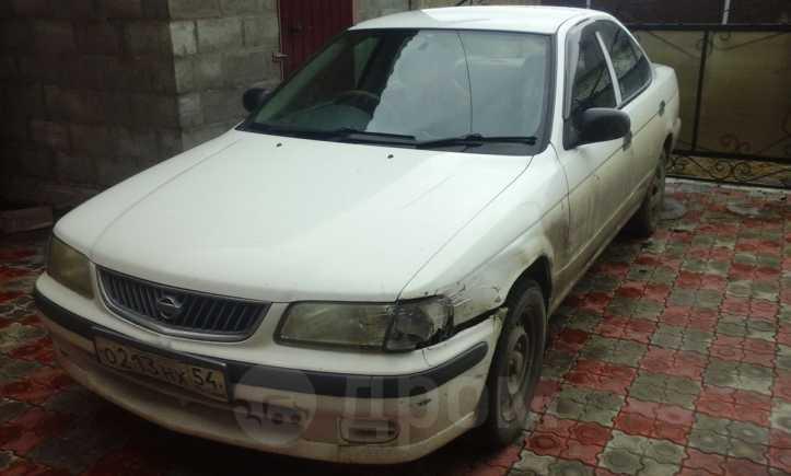 Nissan Sunny, 2001 год, 110 000 руб.