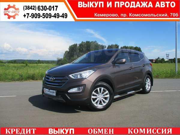 Hyundai Santa Fe, 2013 год, 1 179 000 руб.