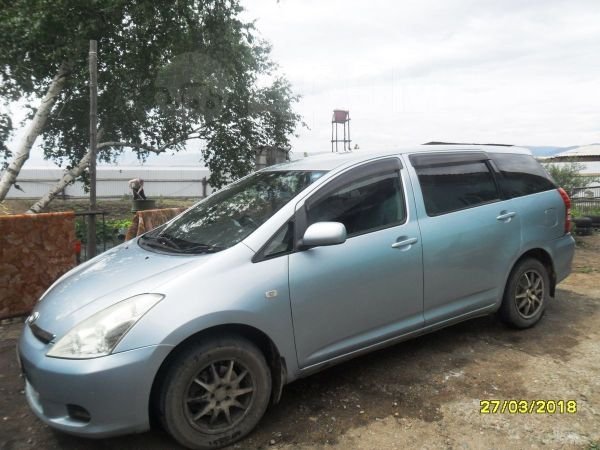 Toyota Wish, 2003 год, 460 000 руб.