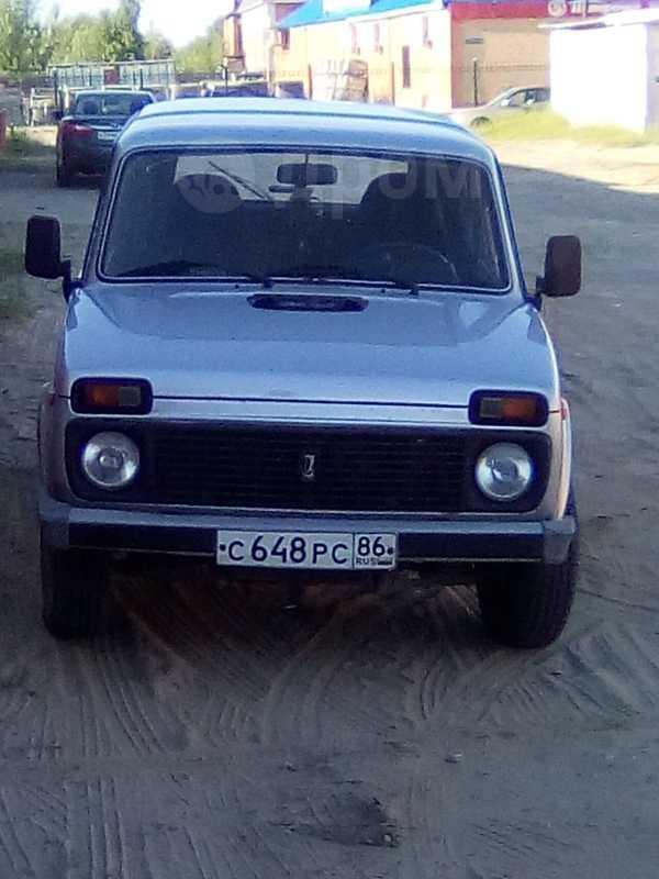 Лада 4x4 2131 Нива, 2007 год, 150 000 руб.