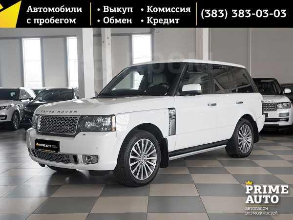 Land Rover Range Rover, 2011 год, 2 199 000 руб.