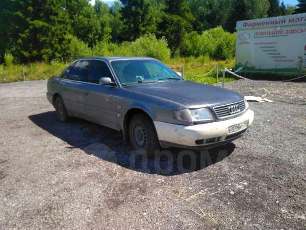 Audi A6, 1996 год, 120 000 руб.