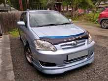 Toyota Allex, 2006 г., Екатеринбург