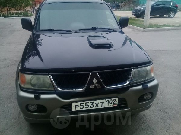 Mitsubishi Pajero Sport, 2004 год, 530 000 руб.