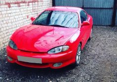 Hyundai Coupe, 1999 г., Самара