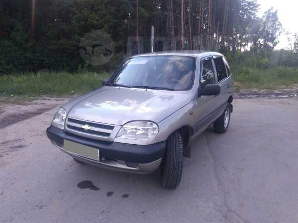 Chevrolet Niva, 2009 год, 190 000 руб.