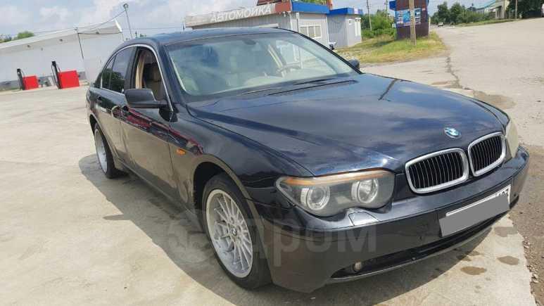 BMW 7-Series, 2001 год, 220 000 руб.
